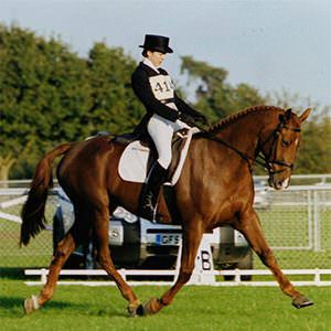 Amanda Brewer, British Dressage Accredited Trainer